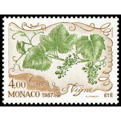 Timbre de Monaco N° 1582...