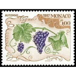 Timbre de Monaco N° 1583...