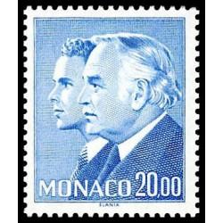 Timbre de Monaco N° 1614