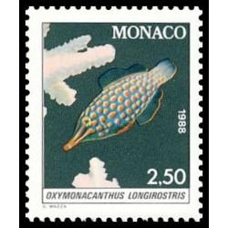 Timbre de Monaco N° 1617