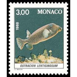 Timbre de Monaco N° 1618
