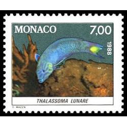 Timbre de Monaco N° 1620