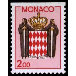Timbre de Monaco N° 1623