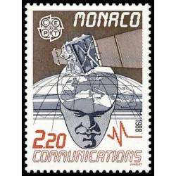 Timbre de Monaco N° 1626...