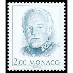 Timbre de Monaco N° 1671...