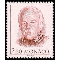 Timbre de Monaco N° 1706