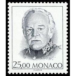 Timbre de Monaco N° 1707