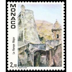 Timbre de Monaco N° 1708