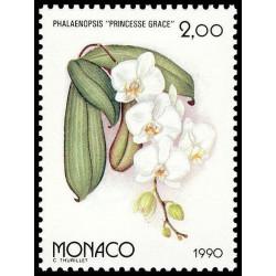 Timbre de Monaco N° 1710