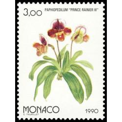 Timbre de Monaco N° 1711