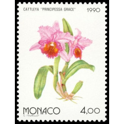 Timbre de Monaco N° 1713