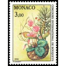 Timbre de Monaco N° 1759...