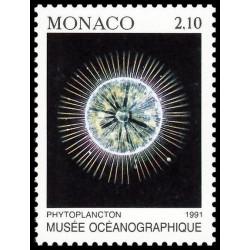 Timbre de Monaco N° 1761...