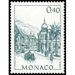 Timbre de Monaco N° 1763...