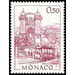 Timbre de Monaco N° 1764...