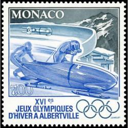 Timbre de Monaco N° 1811...