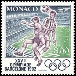 Timbre de Monaco N° 1812...