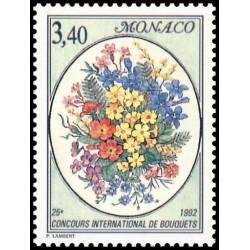 Timbre de Monaco N° 1815...