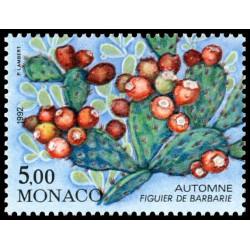 Timbre de Monaco N° 1819