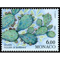 Timbre de Monaco N° 1820