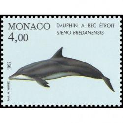 Timbre de Monaco N° 1821