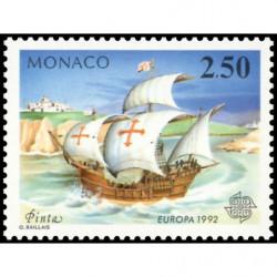 Timbre de Monaco N° 1825...