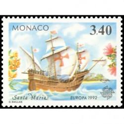 Timbre de Monaco N° 1826...