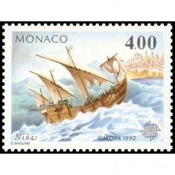 Timbre de Monaco N° 1827...