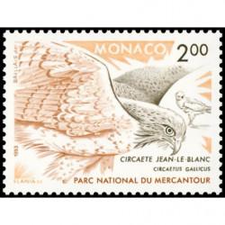 Timbre de Monaco N° 1855...