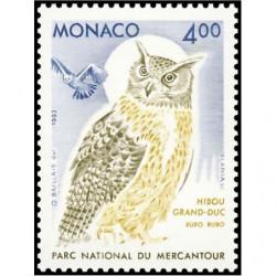 Timbre de Monaco N° 1857...