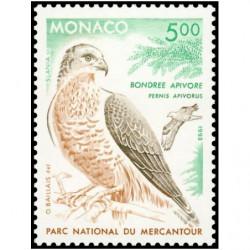 Timbre de Monaco N° 1858...