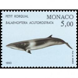 Timbre de Monaco N° 1861