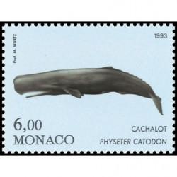 Timbre de Monaco N° 1862