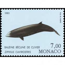 Timbre de Monaco N° 1863