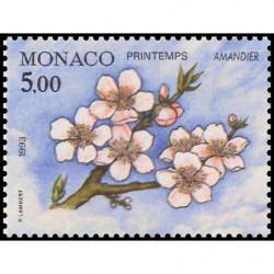 Timbre de Monaco N° 1864