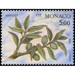 Timbre de Monaco N° 1865