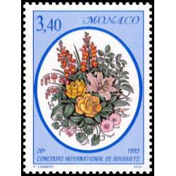 Timbre de Monaco N° 1868...