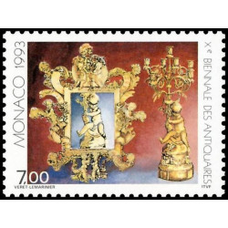 Timbre de Monaco N° 1874...