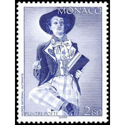 Timbre de Monaco N° 1919