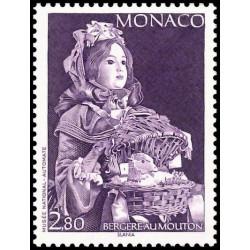 Timbre de Monaco N° 1921