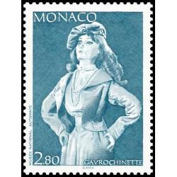 Timbre de Monaco N° 1922