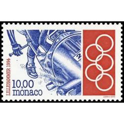 Timbre de Monaco N° 1925
