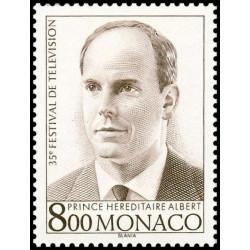 Timbre de Monaco N° 1972...