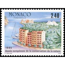Timbre de Monaco N° 1979...