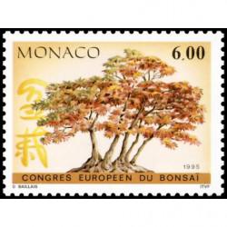 Timbre de Monaco N° 1982...