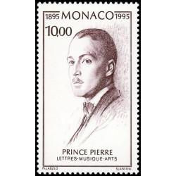 Timbre de Monaco N° 1983...