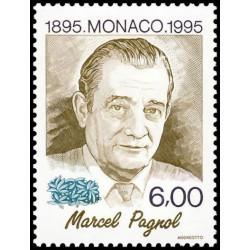 Timbre de Monaco N° 1985...