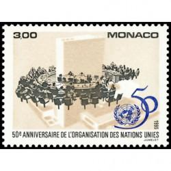 Timbre de Monaco N° 2003...