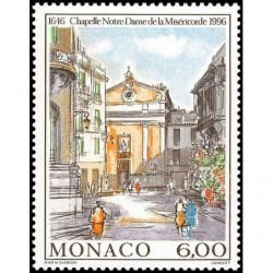 Timbre de Monaco N° 2030...