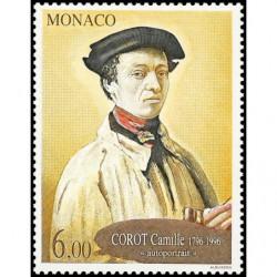 Timbre de Monaco N° 2068...